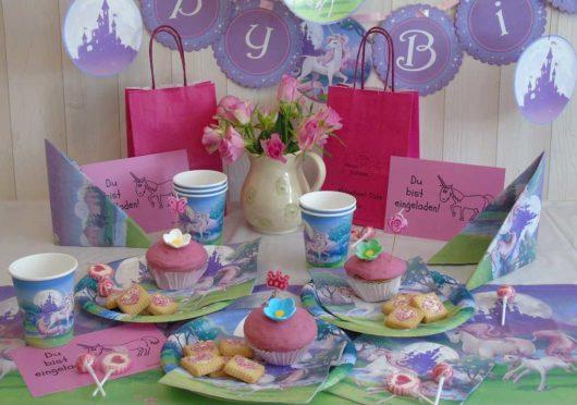 Motto-Party-Kisten für den Kindergeburtstag