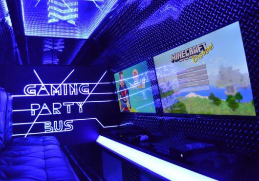 Der Gaming Kindergeburtstag